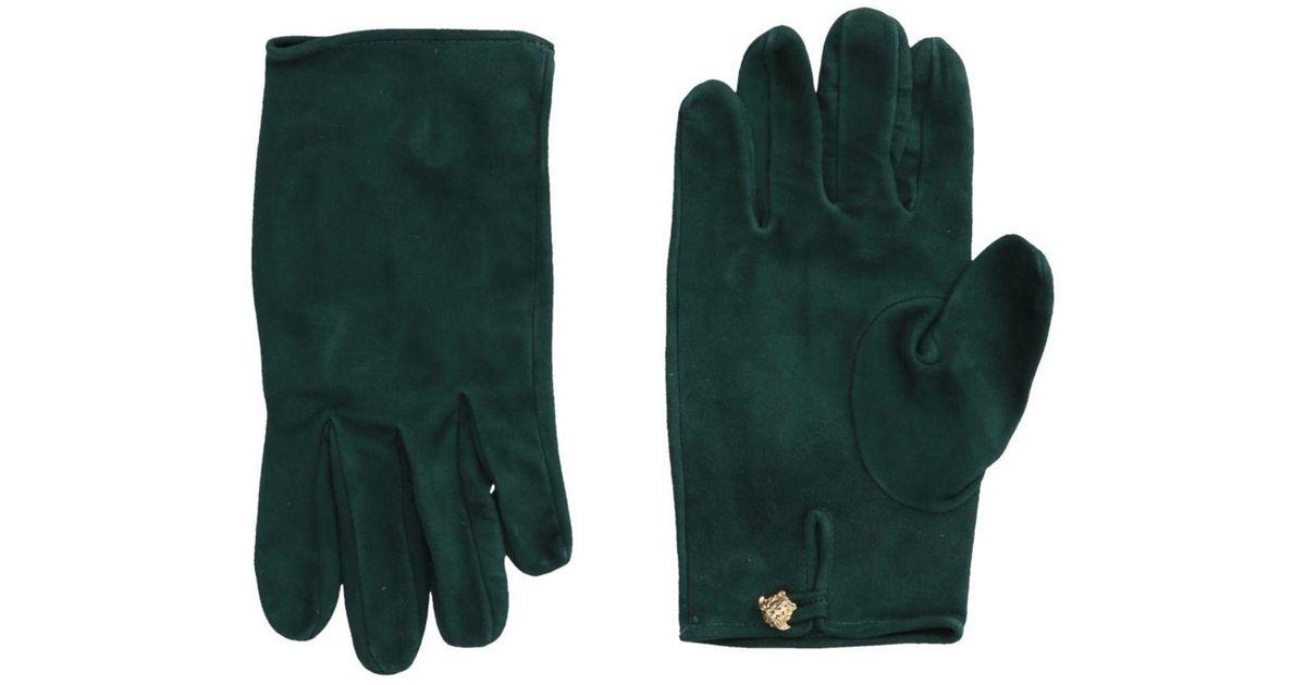 743ed29074a54 Lyst - Versace Handschuhe in Grün