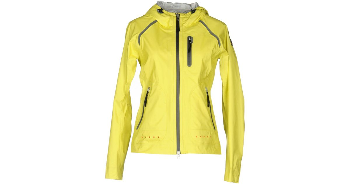 parajumpers yellow