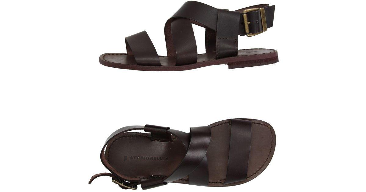 Les Sandales Entredoigt De Attimonelli YjEyu02cVL