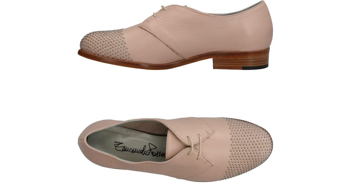FOOTWEAR - Lace-up shoes Emanuela Passeri With Mastercard For Sale Low Price Countdown Package For Sale View Cheap Online Buy Cheap Shopping Online CLQyPFqQE