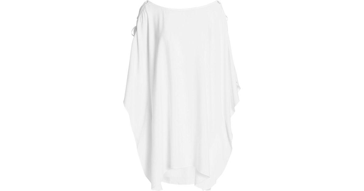 ecd4d523e4 Heidi Klum Beach Dress in White - Lyst