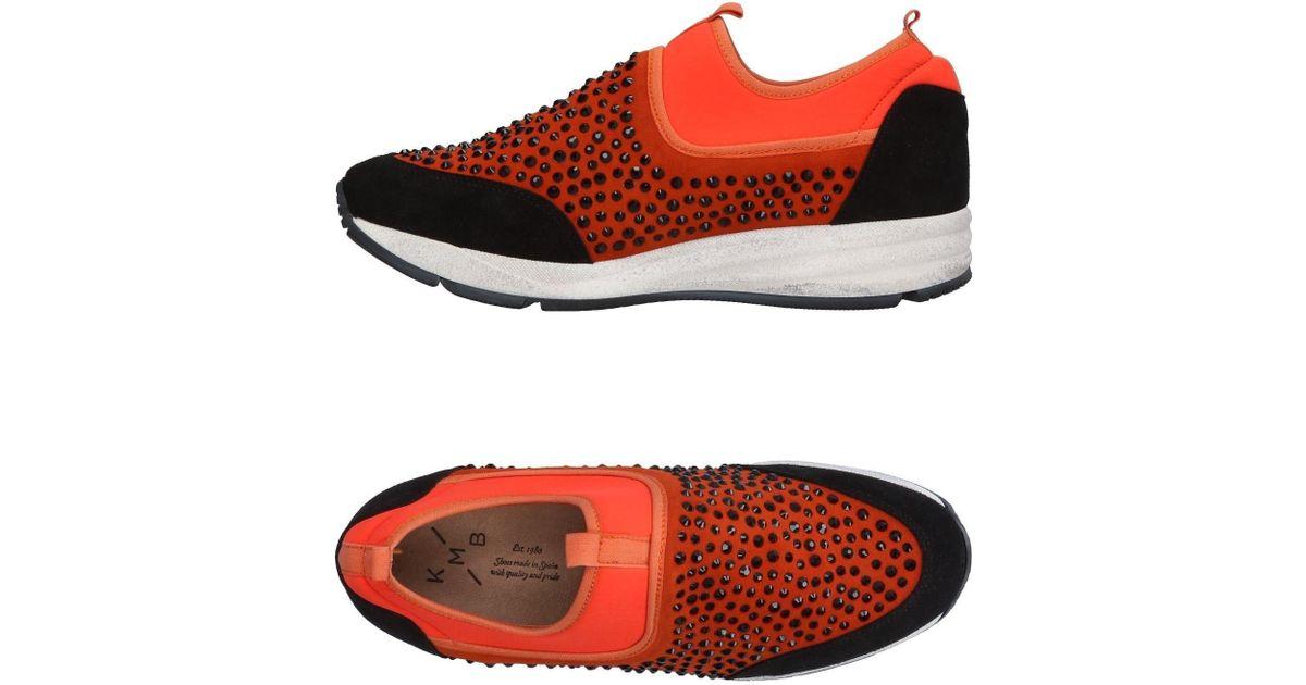 FOOTWEAR - Low-tops & sneakers Kmb KdRwpkJ