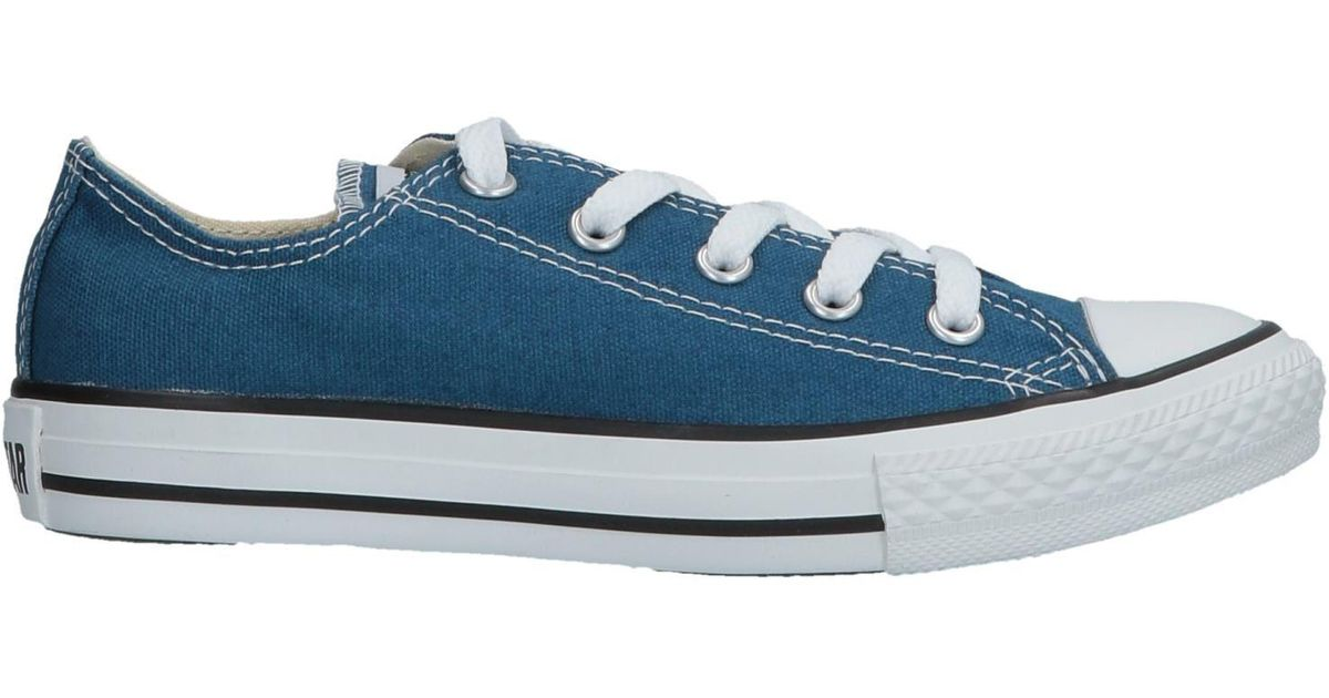 85e187b98aa8 Lyst - Converse Low-tops   Sneakers in Blue for Men