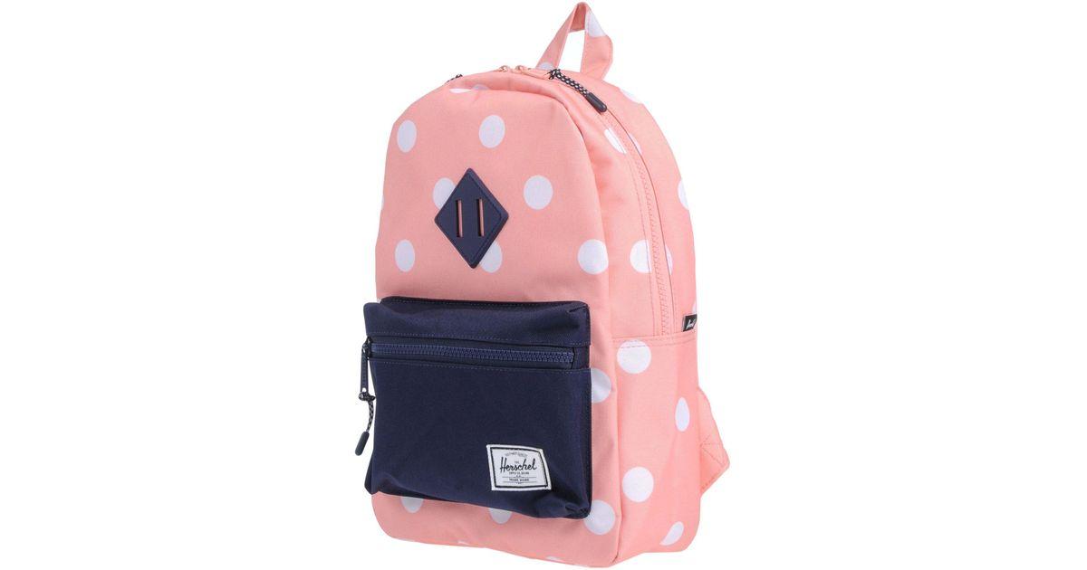 d8f02fd37af Lyst - Herschel Supply Co. Backpacks   Fanny Packs in Pink