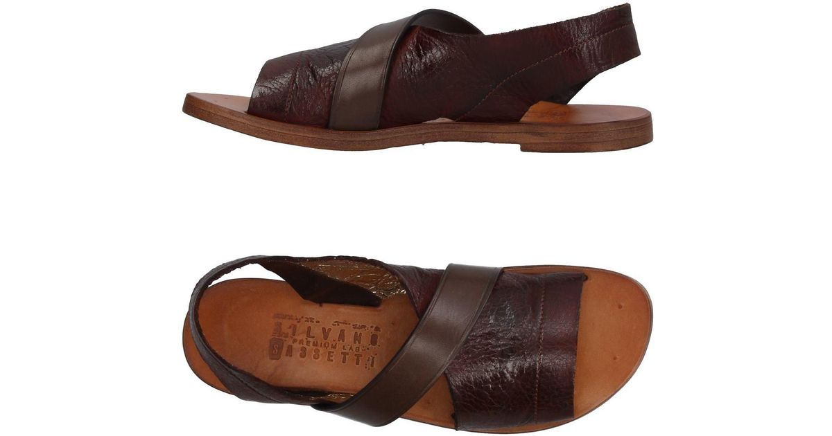 Buy Cheap Best Prices New Styles Online FOOTWEAR - Toe post sandals Silvano Sassetti pjf3hVEV