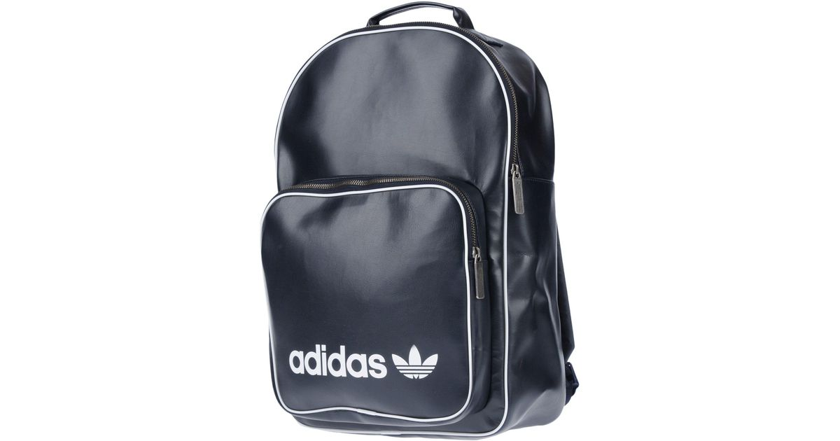 adidas Originals Backpacks   Fanny Packs in Black for Men - Lyst 40402e3ab76e5
