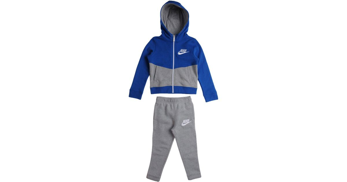 more photos 21782 3011c Lyst - Nike Baby Sweatsuit in Blue for Men