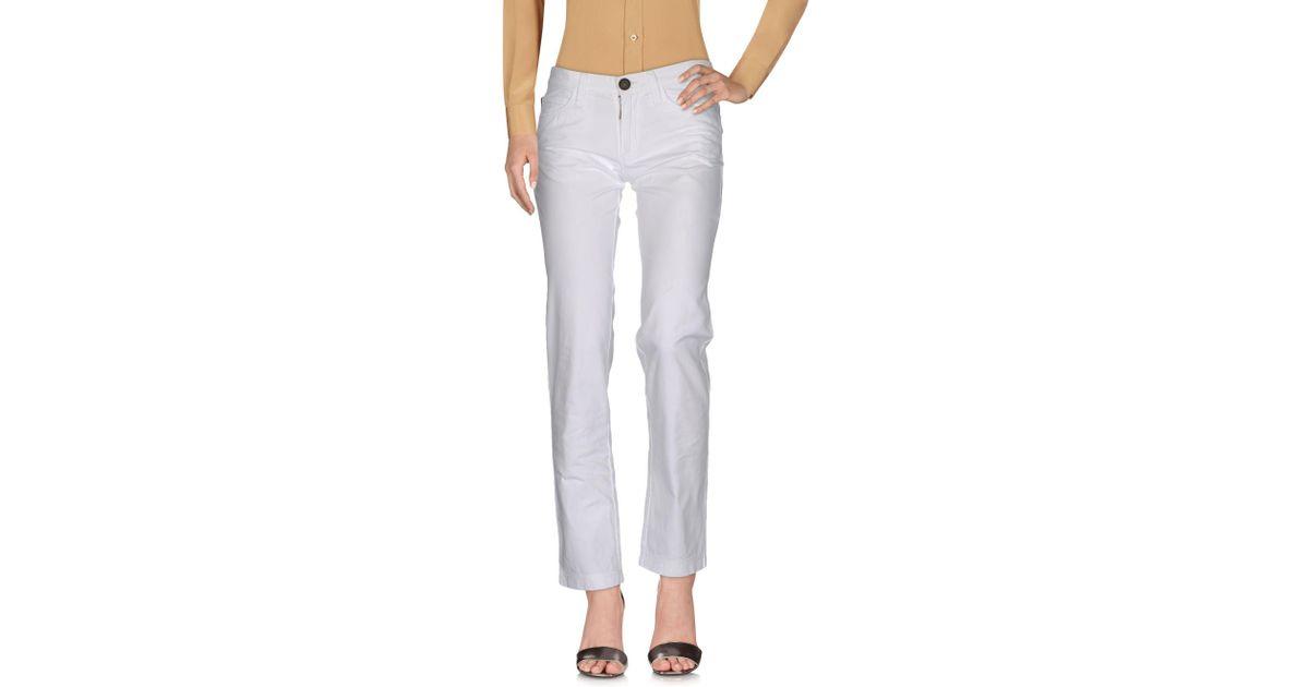 TROUSERS - 3/4-length trousers Frankie Morello XCkhYcEOAj