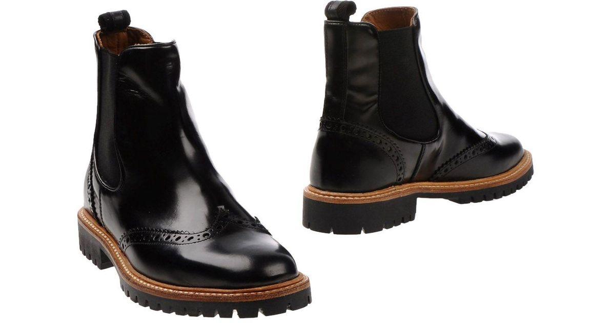 FOOTWEAR - Ankle boots Voile Blanche vAq6Etxa