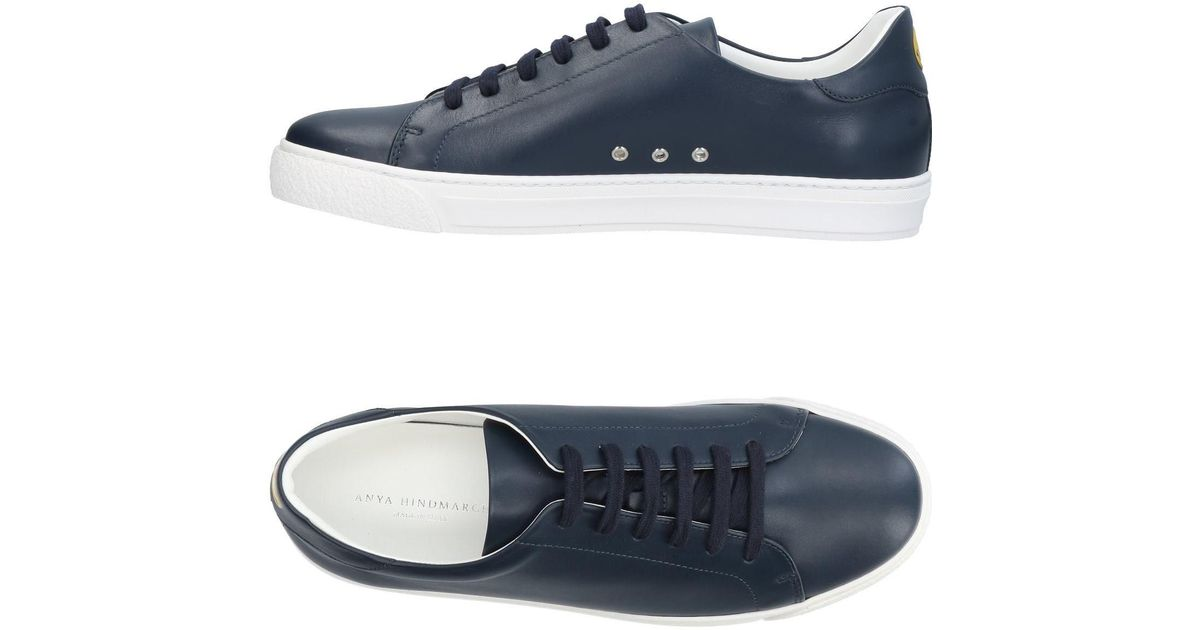 FOOTWEAR - Low-tops & sneakers Anya Hindmarch Sale For Sale Shop For Cheap Online otzYPPPQ