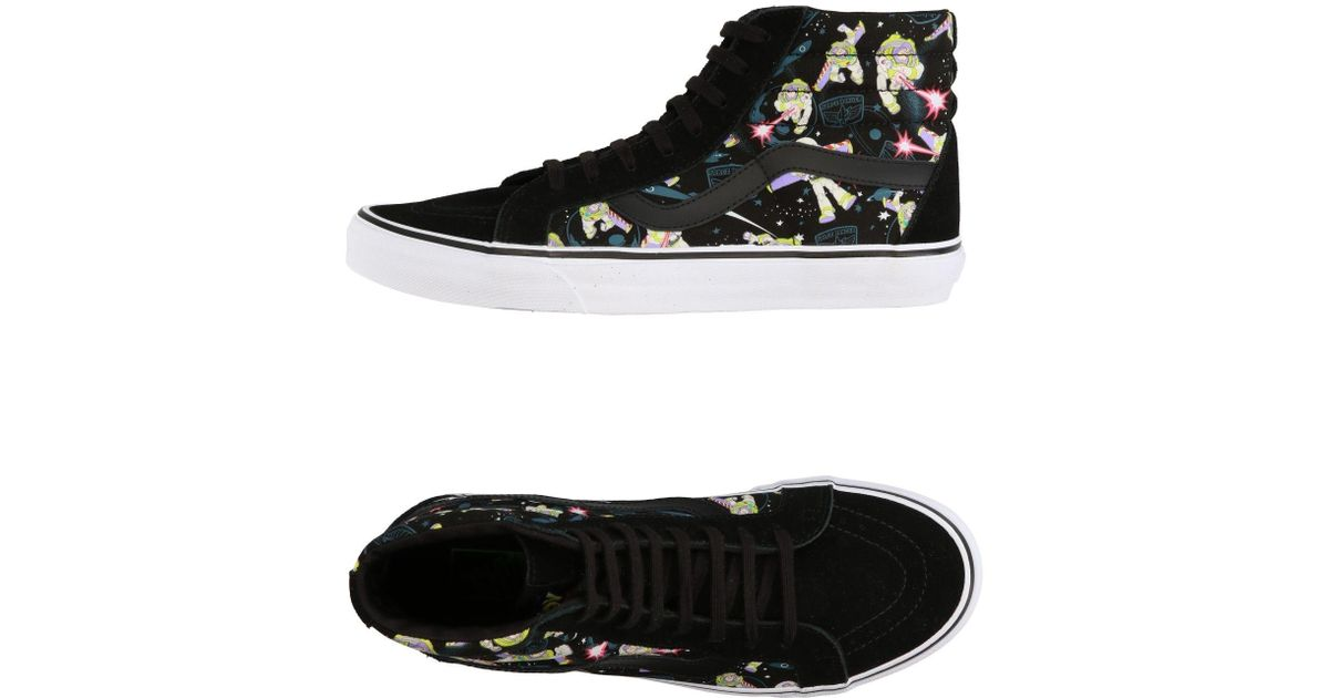 9cd4168175 Lyst - Vans High-tops   Sneakers in Black for Men