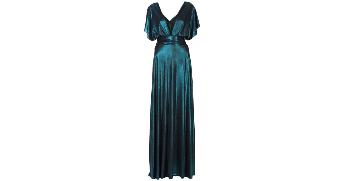 cf95006668 Lyst - Von Vonni Long Dresses in Blue