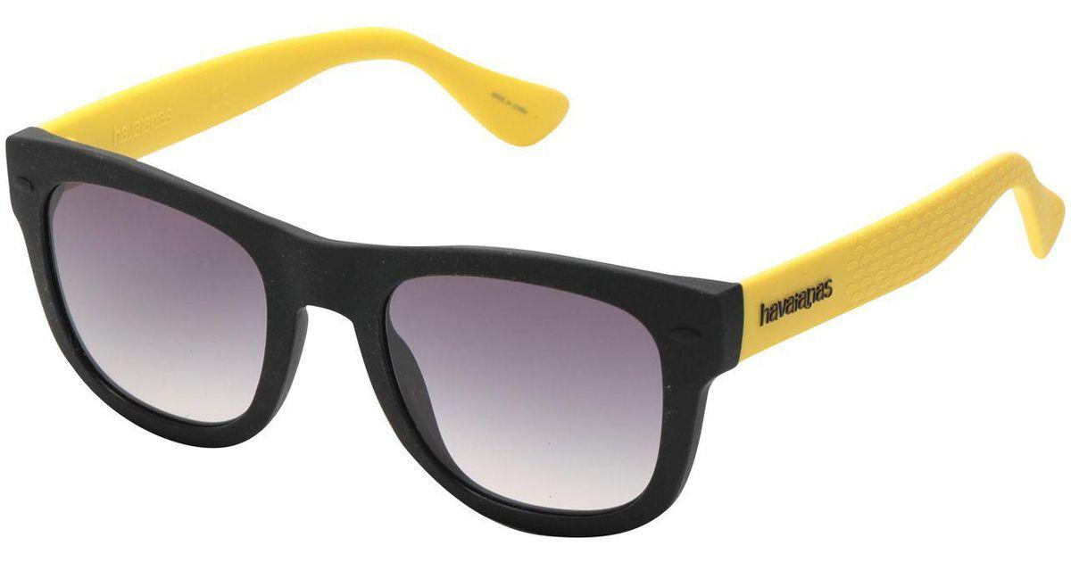 305383f500 Gafas de sol Havaianas de hombre de color Negro - Lyst