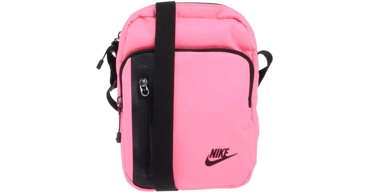cc9488b6a3ae Lyst - Nike Cross-body Bag in Pink
