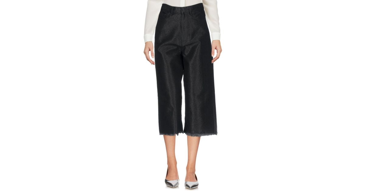 TROUSERS - 3/4-length trousers Marques Almeida Free Shipping Excellent Good Service Newest Outlet Pay With Visa q2FybNGzTe