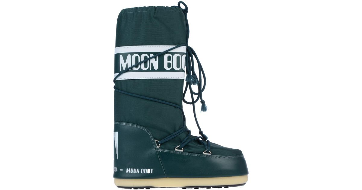 221f6eae468 Lyst - Moon Boot Boots in Green
