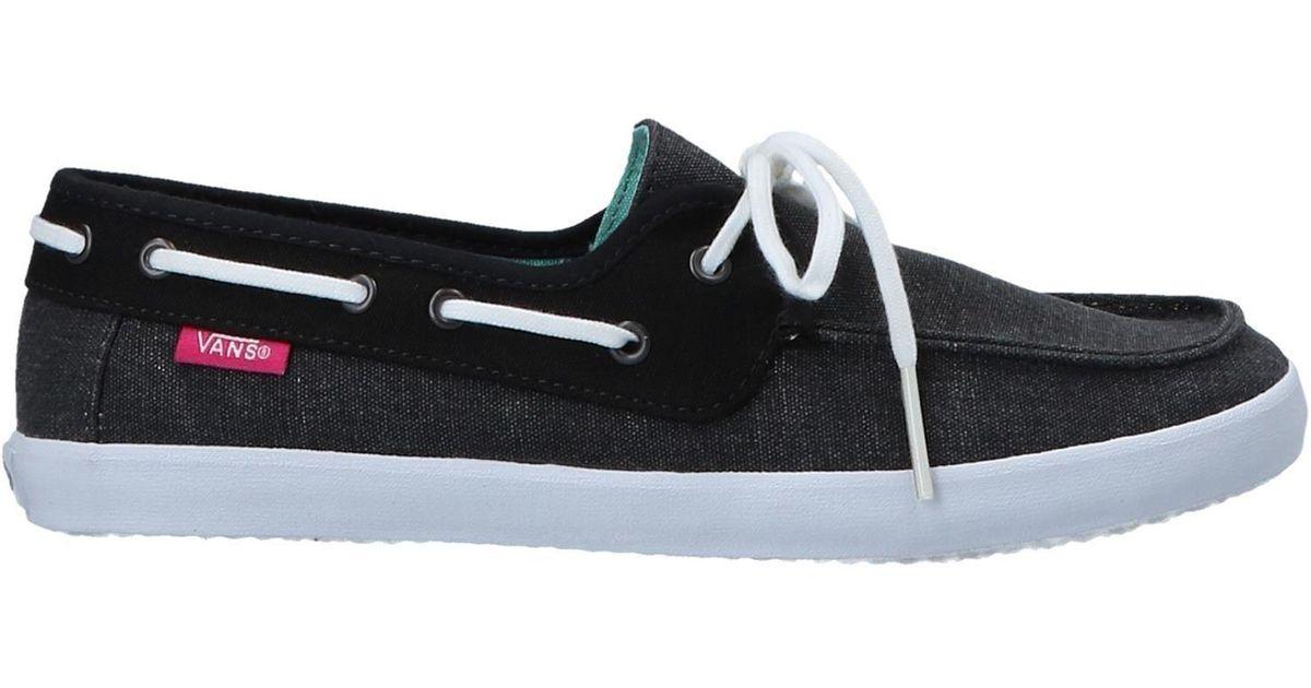 df73d147390ec8 Lyst - Vans Loafer in Gray