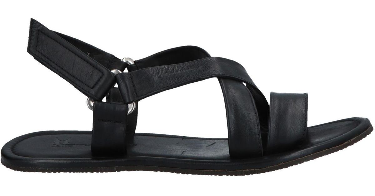 For Sandalias Moreschi Black Men Lyst 8Nn0wvm