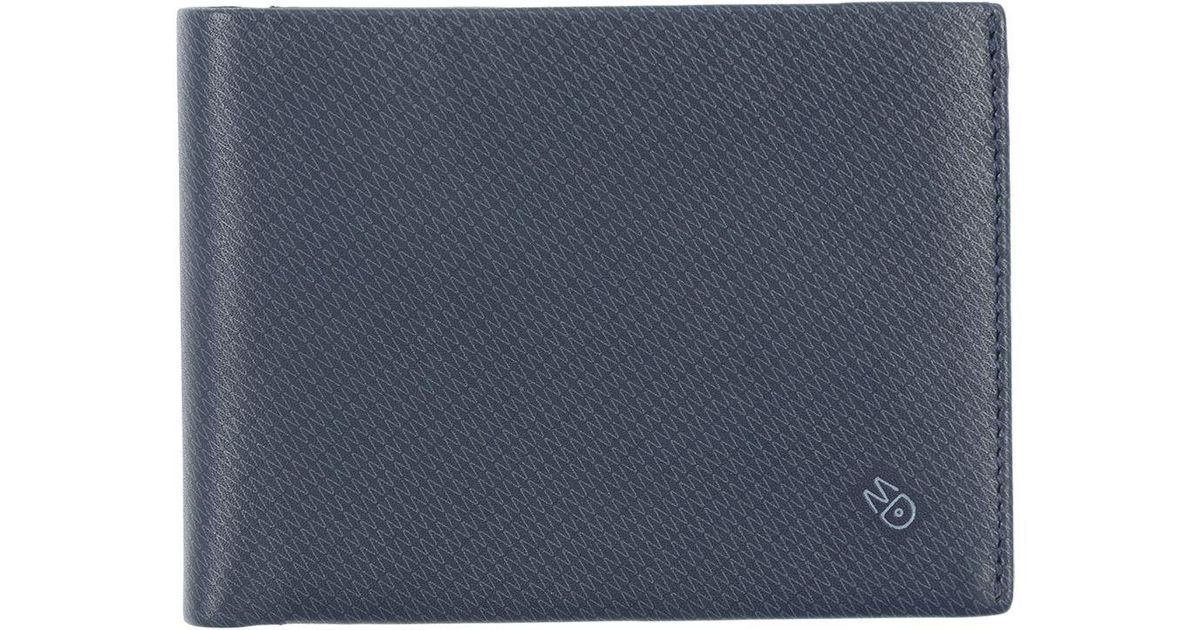 76ed468270f Lyst - Mandarina Duck Wallet in Gray for Men