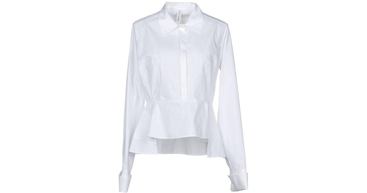 SHIRTS - Shirts Laura Strambi Cheap Best Place AOIfLeE