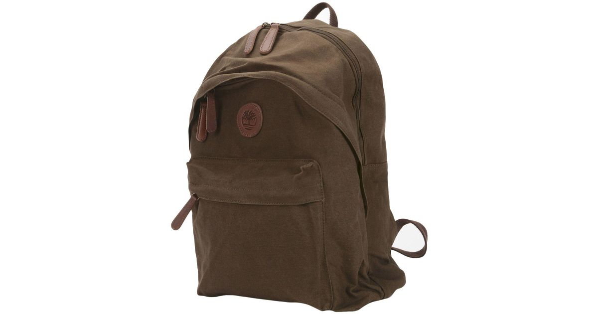 12884875da5 Timberland Backpacks & Bum Bags in Brown - Lyst