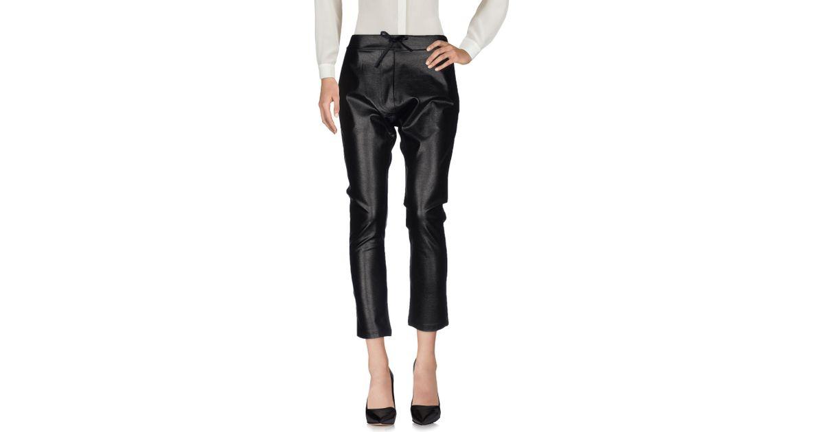 TROUSERS - Casual trousers Salamandrina ETATgH