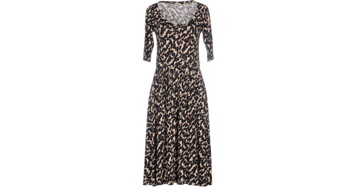 DRESSES - Knee-length dresses Siyu Wx1LsafBL