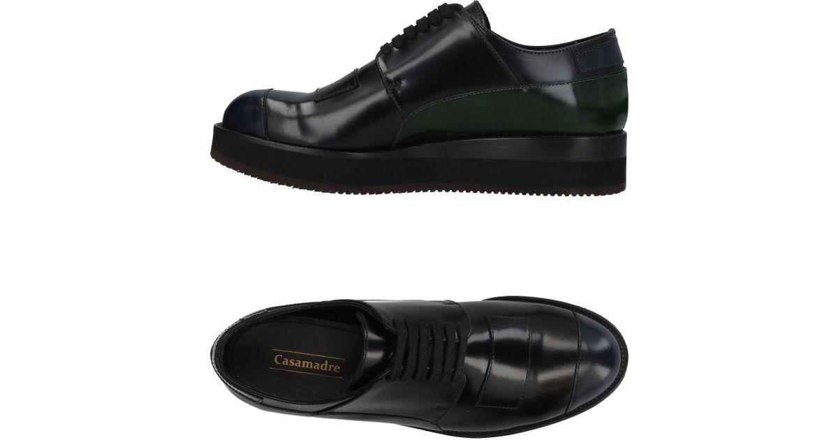 Casamadre Chaussures À Lacets LQu2CapGE