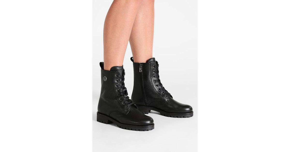BognerNEW MERIBEL II 2 B - Lace-up boots - black llPbrAsWla