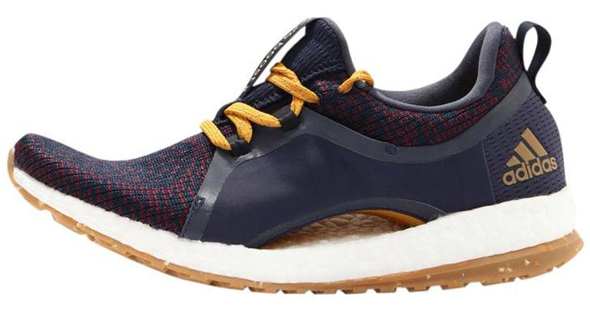 c3f4d467f0e41 Adidas originals Pureboost X Atr Neutral Running Shoes in Blue