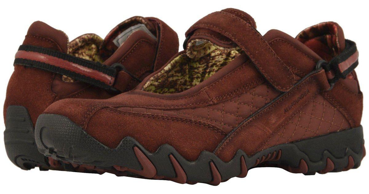b90167e6a4 Lyst - Mephisto Niro (black Suede N open Mesh) Women s Maryjane Shoes