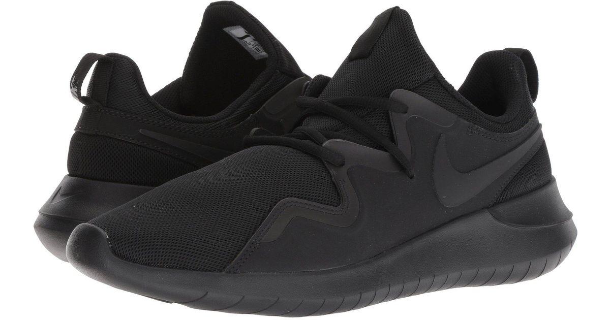 los angeles 2d3f5 75372 Lyst - Nike Tessen (blackcool Greywhite) Mens Running Shoes in Black for  Men