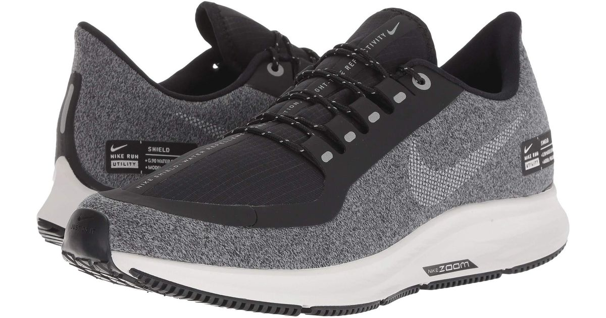 4cc32e15d26f Lyst - Nike Air Zoom Winflo 5 Run Shield (smokey Mauve metallic Silver oil  Grey) Women s Running Shoes in Metallic