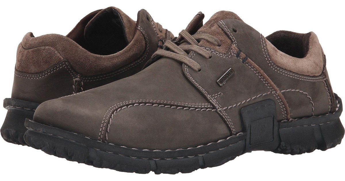 74ee0210a5b2e Josef Seibel Willow 05 (vulcano/taupe Ungaro/shiny Velour) Men's Shoes in  Brown for Men - Lyst