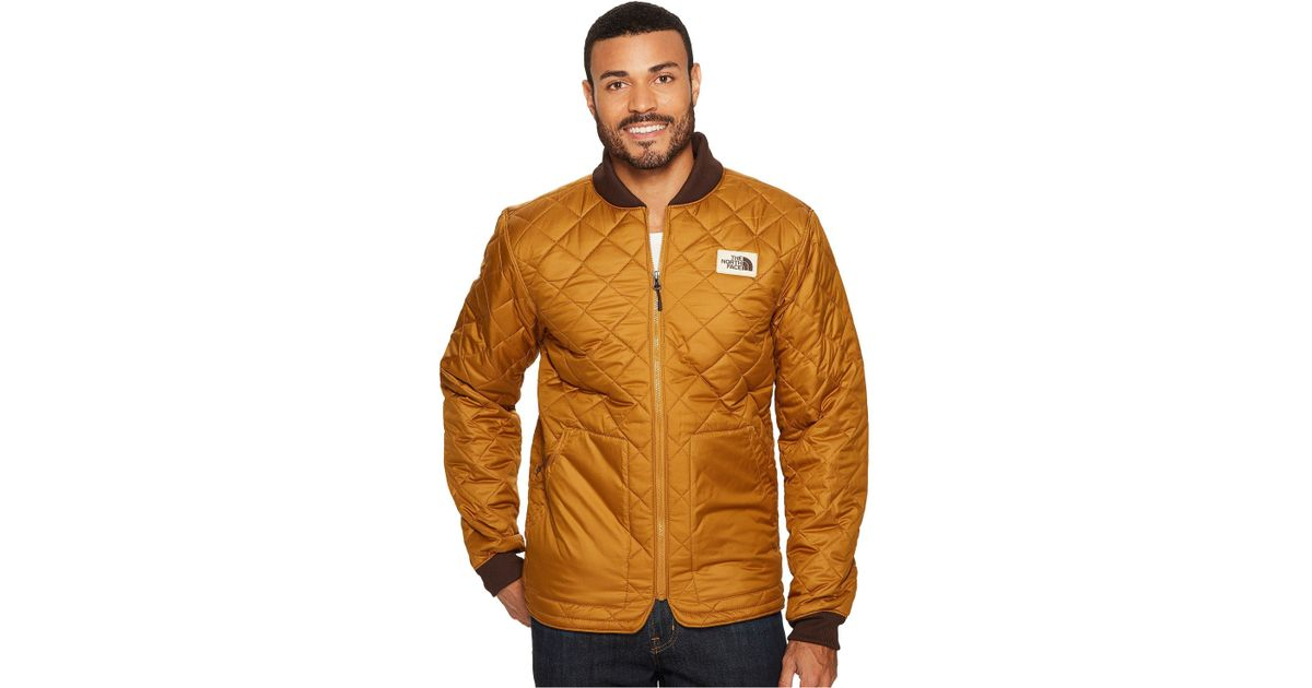 28e2af893025 Lyst - The North Face Cuchillo Insulated Jacket in Brown for Men