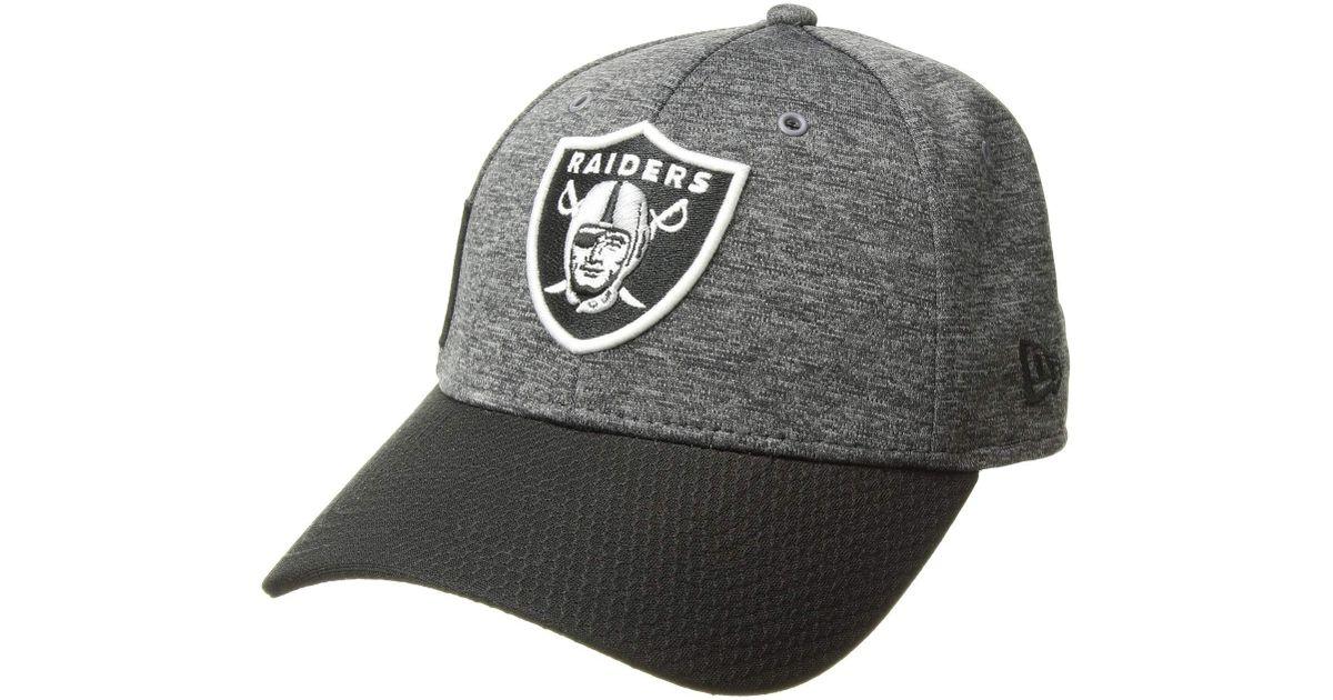 03bd5649aa9 Lyst - KTZ Oakland Raiders 3930 Home (dark Grey) Baseball Caps in Gray for  Men