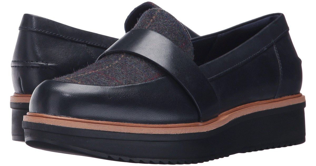 0e830d82e3f Lyst - Clarks Teadale Elsa in Blue - Save 38%