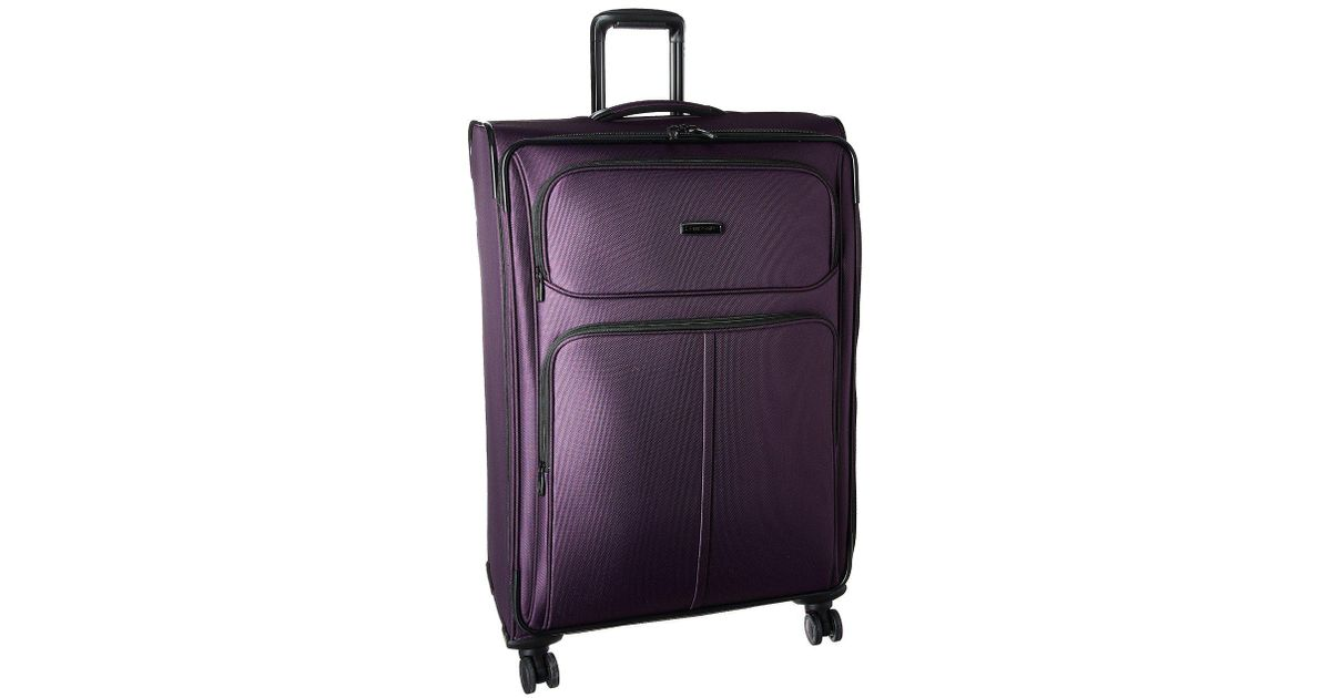 d9239036baa6 Lyst - Samsonite Leverage Lte 29 Spinner (charcoal) Luggage in Purple for  Men