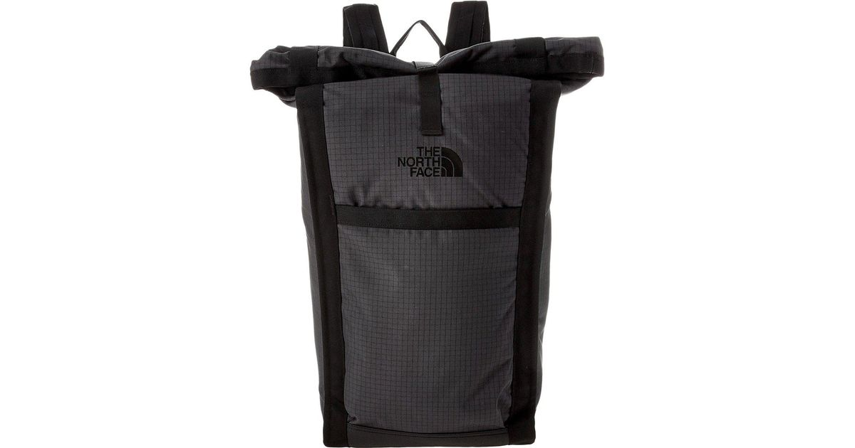 879bfd7885ad Lyst - The North Face Homestead Roadsoda Pack (weathered Black Ripstop tnf  Black) Backpack Bags in Black for Men
