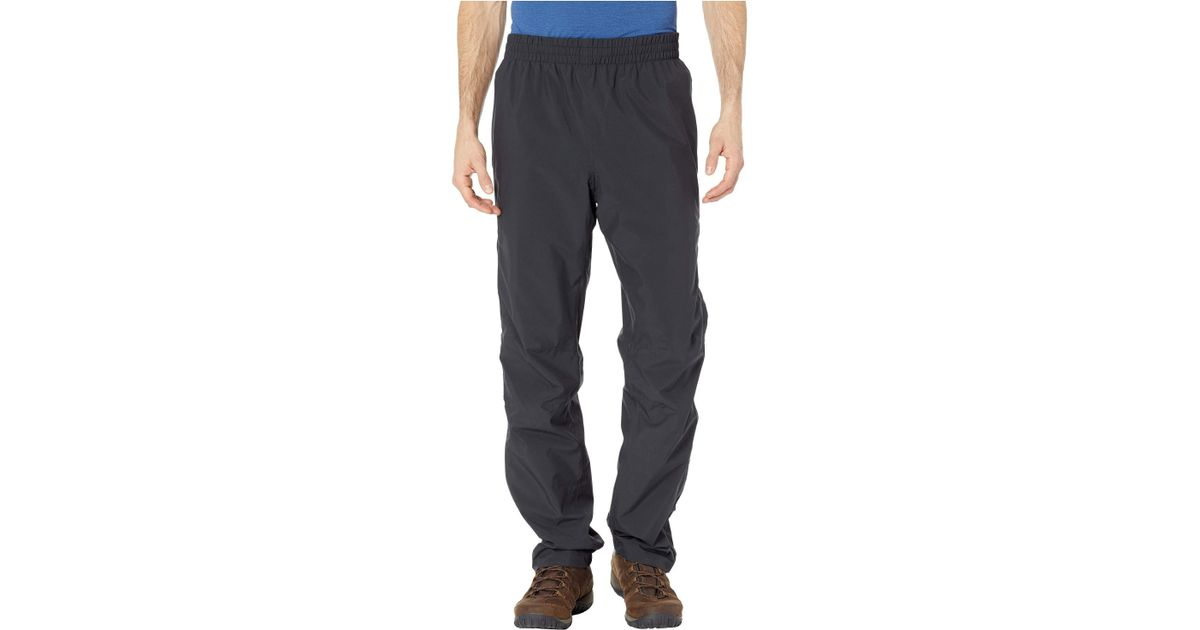 55afaf999f Lyst - Columbia Evolution Valley Pants (black) Men s Casual Pants in Black  for Men