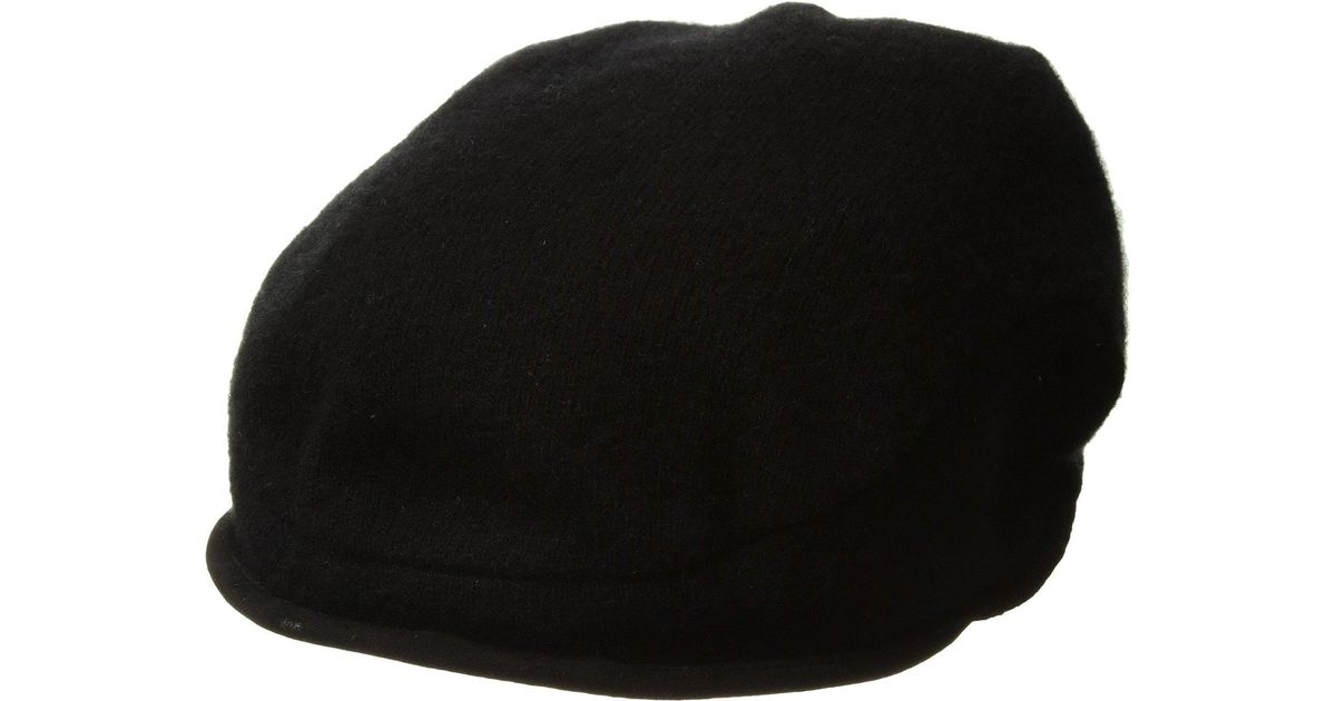 d959a2e39 Polo Ralph Lauren Solid Driver Cap in Black for Men - Lyst