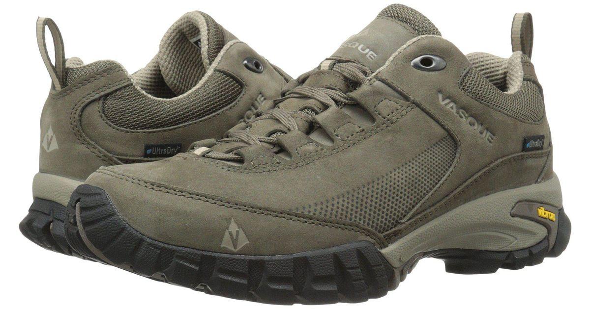 fbbc2af1547 Vasque - Multicolor Talus Trek Low Ultradrytm (olive/aluminum) Men's Boots  for Men - Lyst
