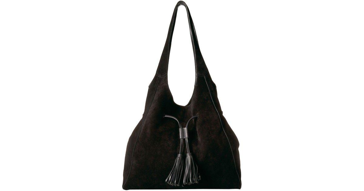 Lyst - Lucky Brand Ayva Tote in Black 2d3506b853645