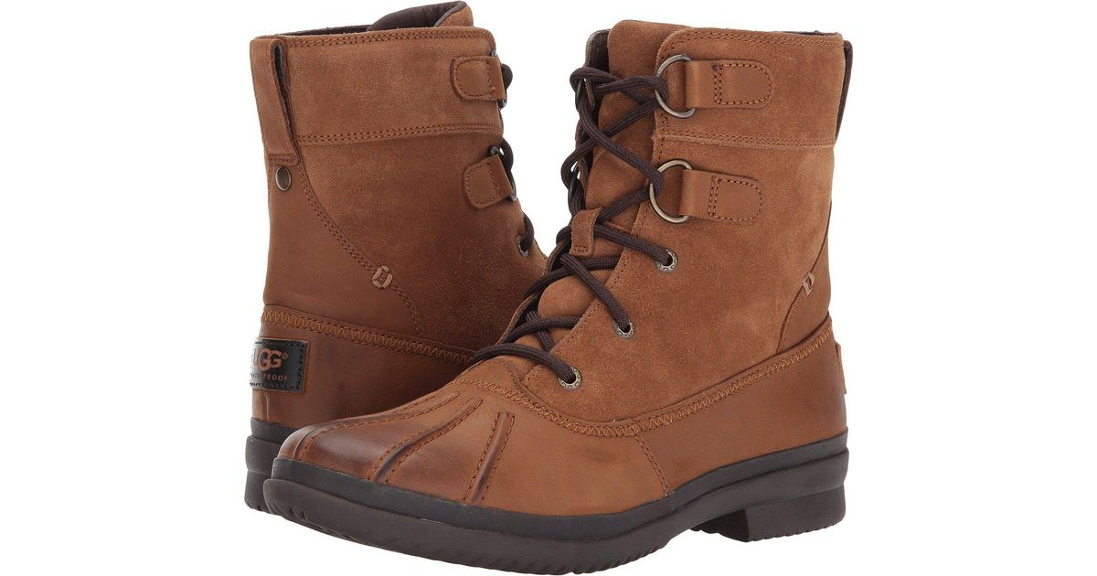 426258fb566 Ugg - Brown Azaria - Lyst