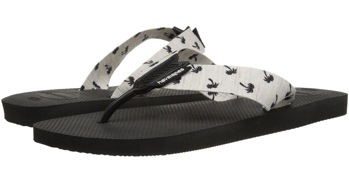 260e2f945d5531 Lyst - Havaianas Urban Series Flip Flops (ice Grey steel Grey) Men s Sandals  in White