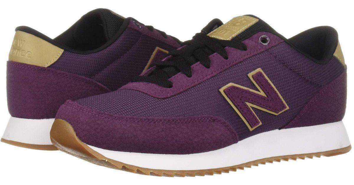 New Balance Purple 501v1 usa (blackhemp) Women's Shoes Lyst