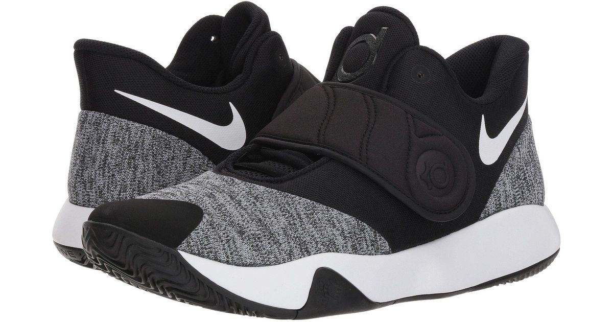 competitive price 3afb3 f867f Nike Kd Trey 5 Vi (black university Red white) Men s Basketball Shoes in  Black for Men - Lyst