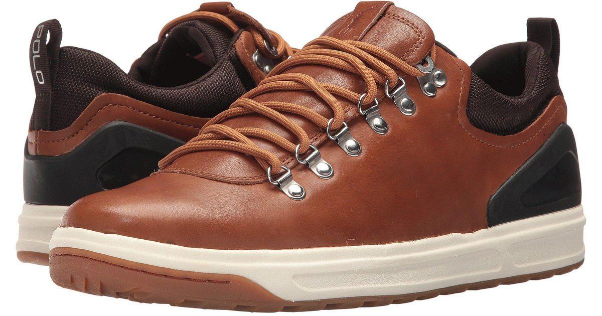 Ralph Lauren Adventure 200 Mesh Sneaker Deep Olive 9 gRjN6siv