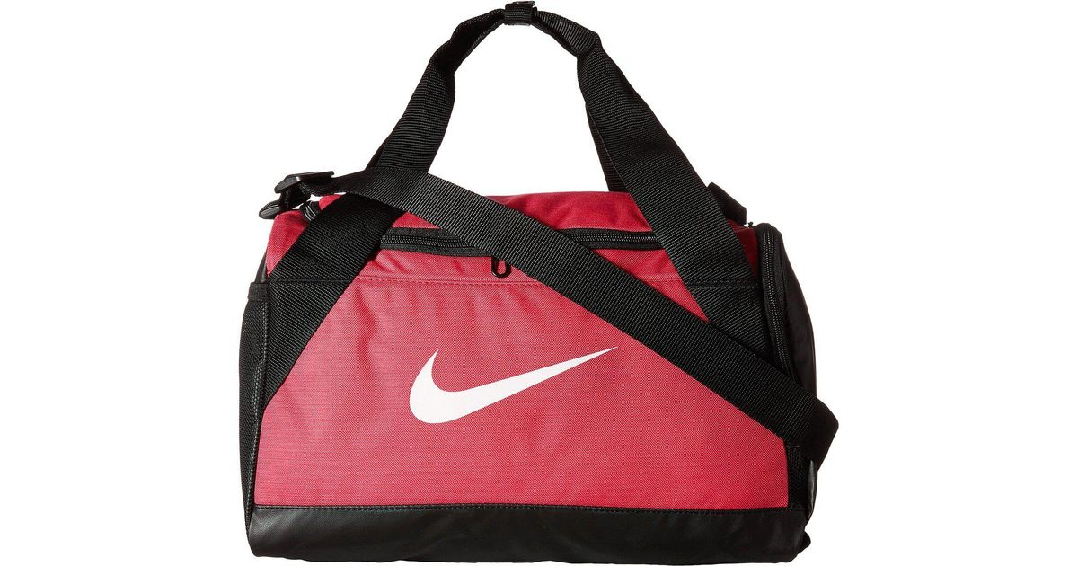 Lyst - Nike Brasilia Duffel Extra Small (midnight Navy black white) Duffel  Bags for Men c409bc20f1