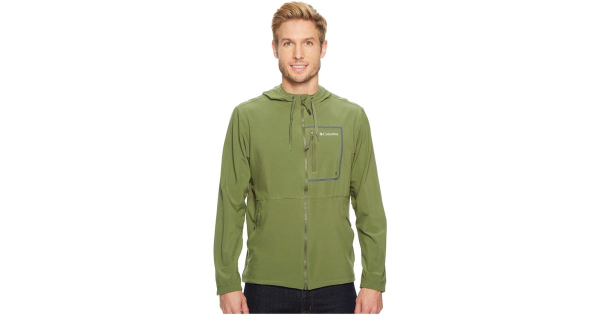 f4f5860ff Columbia Outdoor Elements Hoodie (mosstone) Sweatshirt in Green for Men -  Save 23% - Lyst